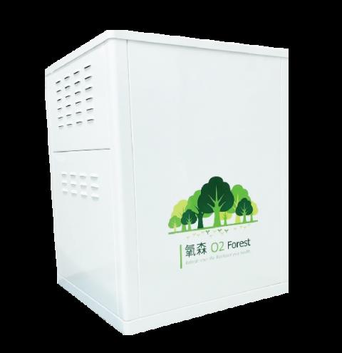 氧森室內空氣調理系統ESI-220-24-150L 1